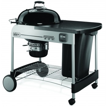 BARBECUE WEBER PERFORMER PREMIUM GBS 57cm BLACK