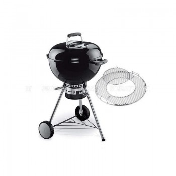 WEBER MASTER-TOUCH 57cm BLACK GBS