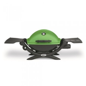 WEBER Q1200 BARBECUE  GREEN
