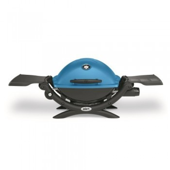BARBECUE WEBER Q1200 BLEU