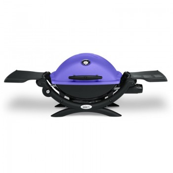 WEBER Q1200 BARBECUE  PURPLE