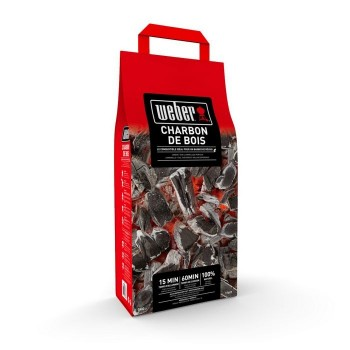 5Kg BAG OF WEBER CHARCOAL
