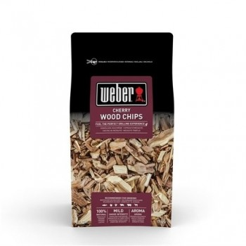 CHERRY WOOD CHIPS FOR SMOKING