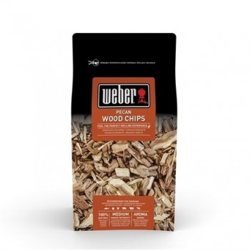 PECAN WOOD CHIPS FOR SMOKING