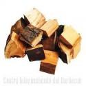 APPLE WOOD CHUNKS FOR SMOKING