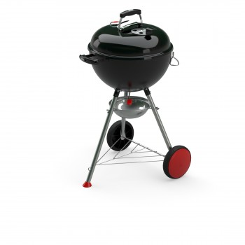BARBECUE WEBER KETTLE PLUS GBS 47CM BLACK
