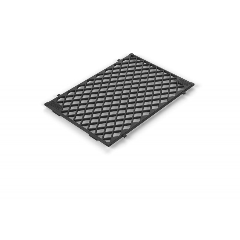 WEBER SEAR GRATE – CAST IRON FOR GENESIS II WITH 4 AND 6 BURNERS