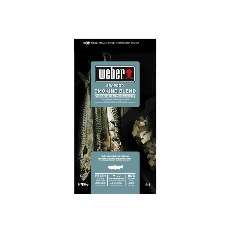 SEAFOOD WOOD CHIPS FOR SMOKING