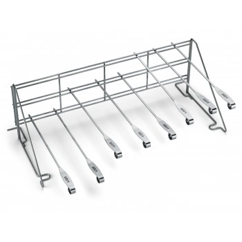 WEBER GRILL RACK AND SKEWER SET ETCS