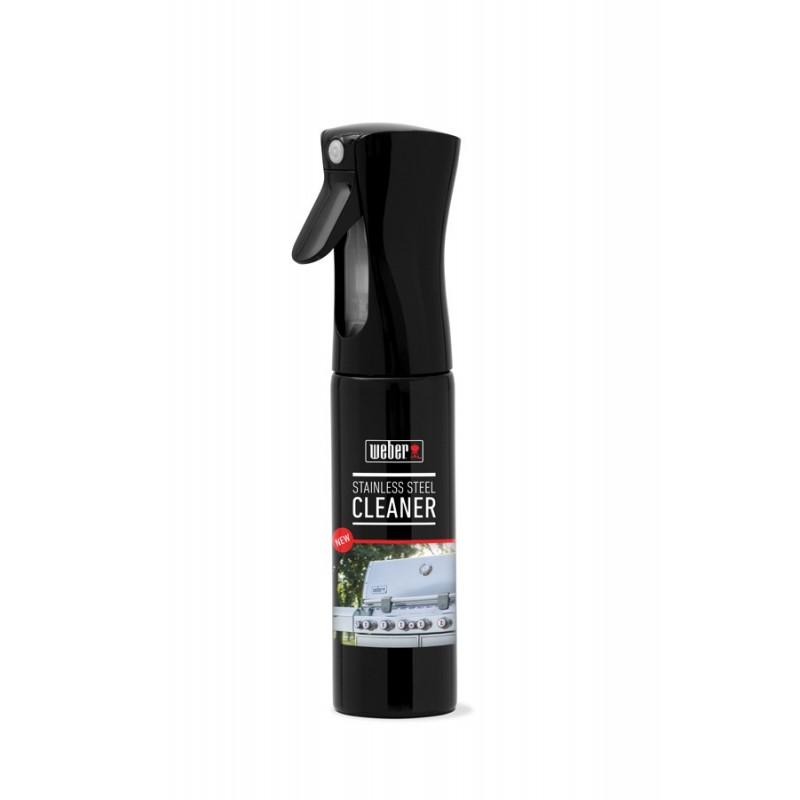 STAINLESS STEEL CLEANER WEBER - 300 ML