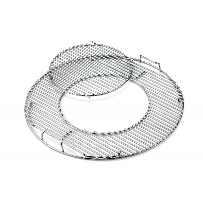 GOURMET COOKING GRATE 57 cm STAINLESS STEEL WEBER