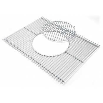 GOURMET BBQ SYSTEM SPIRIT 300 STAINLESS STEEL COOKING GRATES