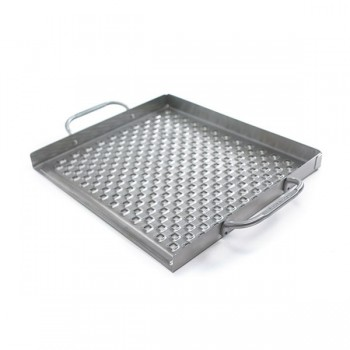 BANDEJA IMPERIAL INOX BROIL KING