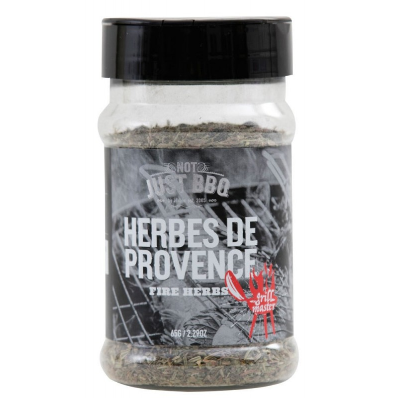 HERBES DE PROVENCE FIRE HERBS 65g NOT JUST BBQ
