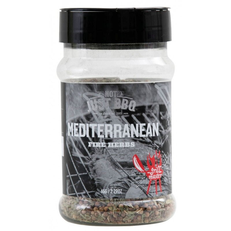 MEDITERRANEAN FIRE HERBS 65g NOT JUST BBQ