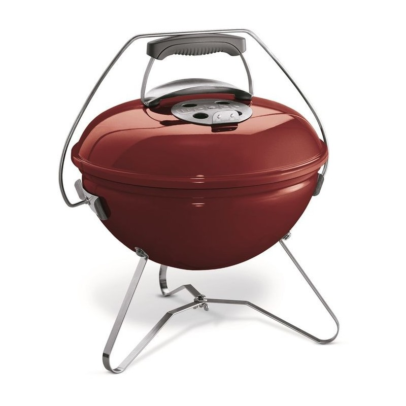 WEBER SMOKEY JOE PREMIUM 37 cm BARBECUE (CRIMSON RED)