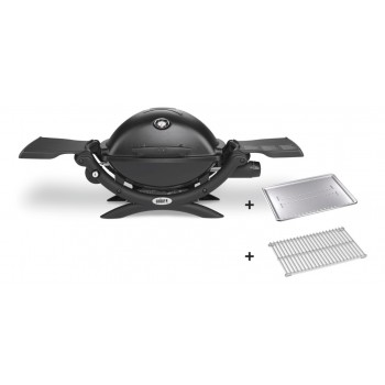BARBECUE WEBER Q1200 BLACK