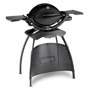 WEBER Q1200 BARBECUE BLACK  STAND