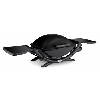 WEBER Q2000 BLACK BARBECUE