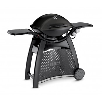 WEBER Q3000 BARBECUE (BLACK)