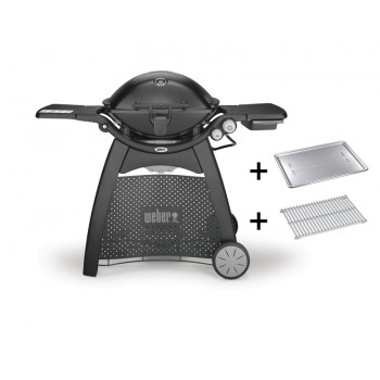 WEBER Q3200 BARBECUE BLACK