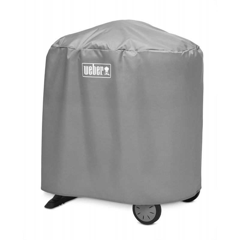 WEBER STANDARD BARBECUE COVER FOR Q 100/100 AND 200/2000 SERIES