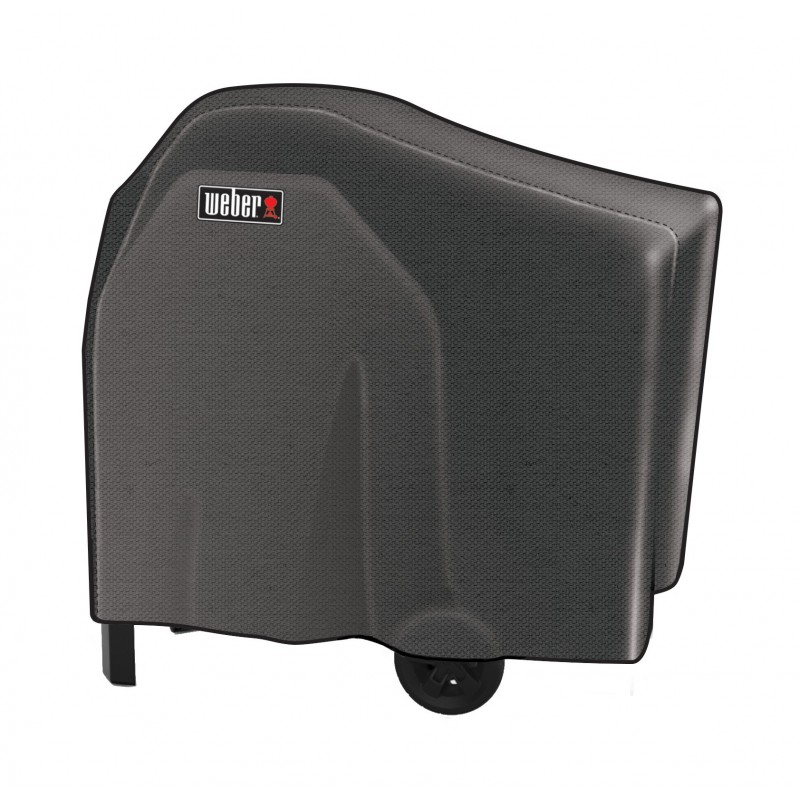 PREMIUM COVER FOR WEBER PULSE 1000 AND 2000 WITH PORTABLE GRILL CART