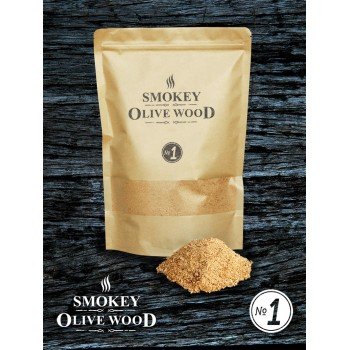SOW Smokey Olive Wood Smoking Dust Nº1