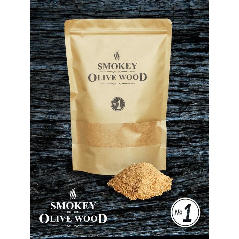 SOW Smokey Olive Wood Smoking Dust Nº1
