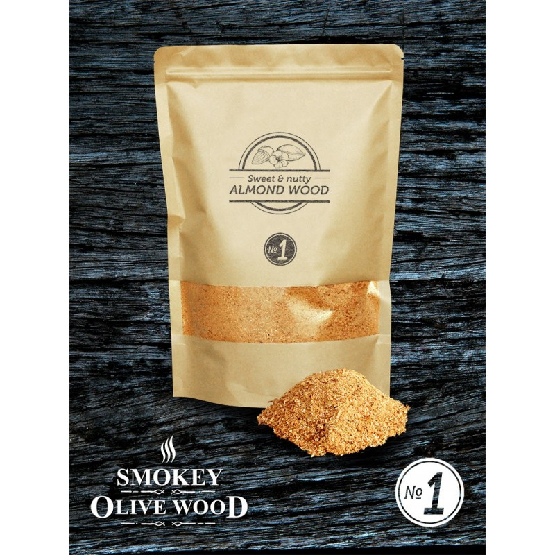SOW Almond Wood Smoking Dust Nº1