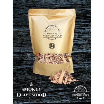 SOW Holm Oak Chips Nº3