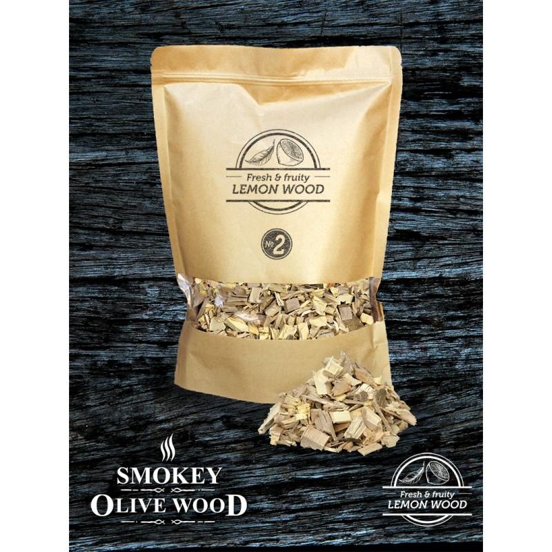 SOW Lemon Wood Chips Nº2