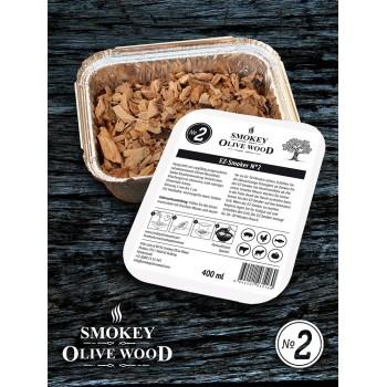 SOW Smokey Olive Wood EZ-Smoker Nº2