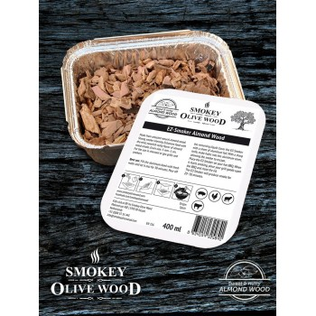 SOW EZ-Smoker Almond Wood Nº2