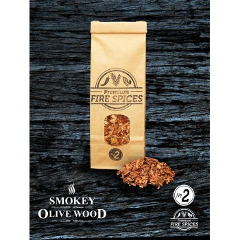 SOW Smokey Olive Wood Nº2 + Épices