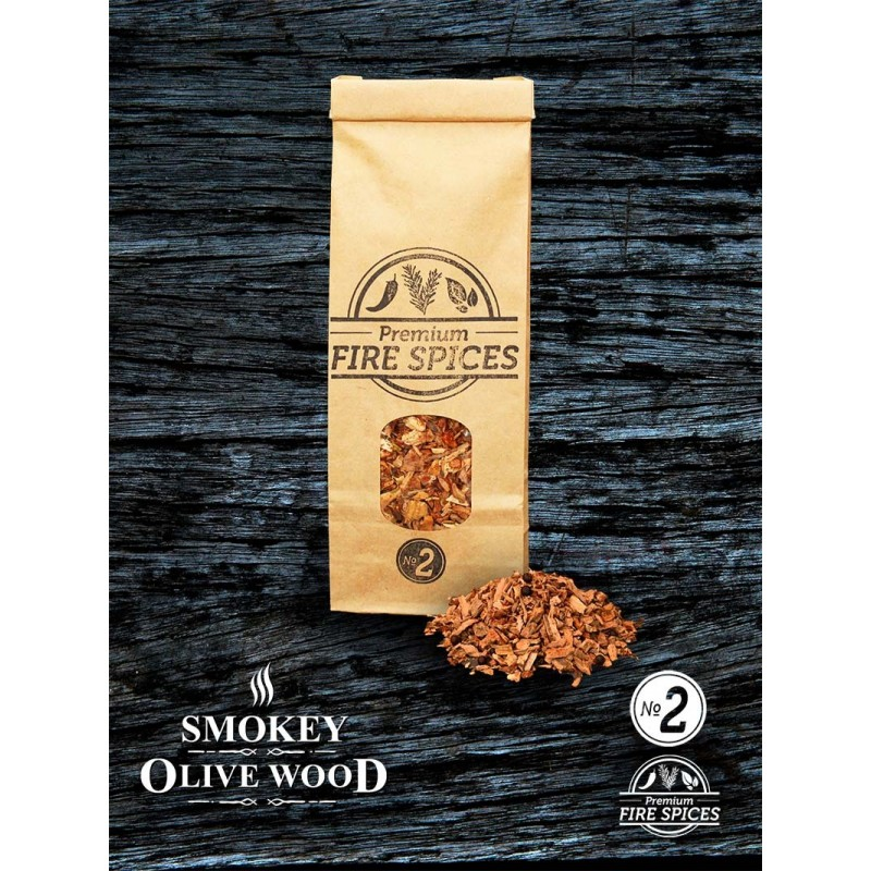 SOW Smokey Olive Wood Nº2 + Fire Spices