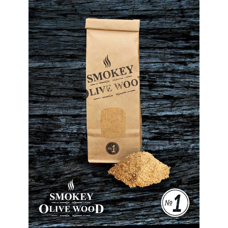 SOW Smokey Olive Wood Small Pack Nº1 Smoking Dust