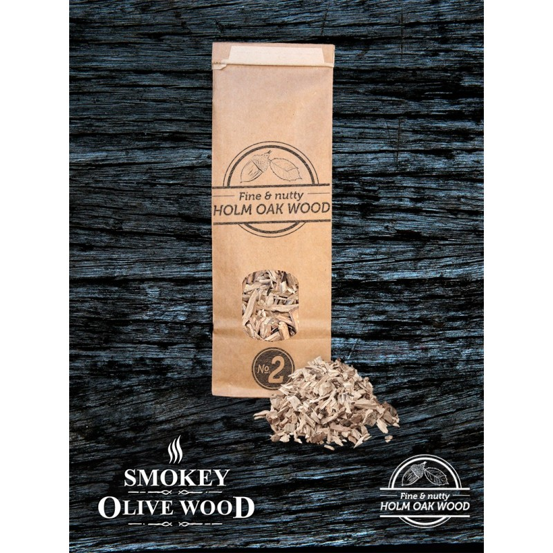 SOW Holm Oak Chips Nº2