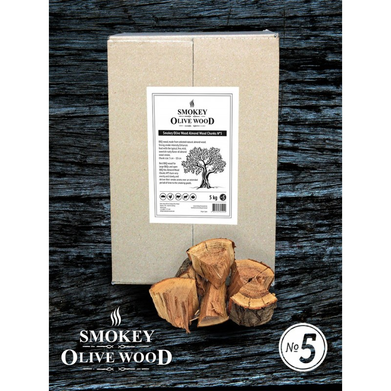SOW Almond Chunks Nº5