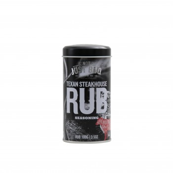 TEXAN STEAKHOUSE RUB 160g  NOT JUST BBQ