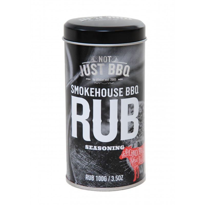 NOT JUST BBQ SMOKEHOUSE BBQ RUB