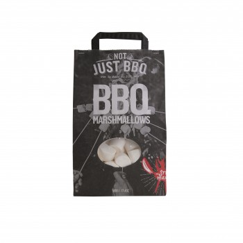 BBQ MEGA MARSHMALLOW BAG 500g NOT JUST BBQ
