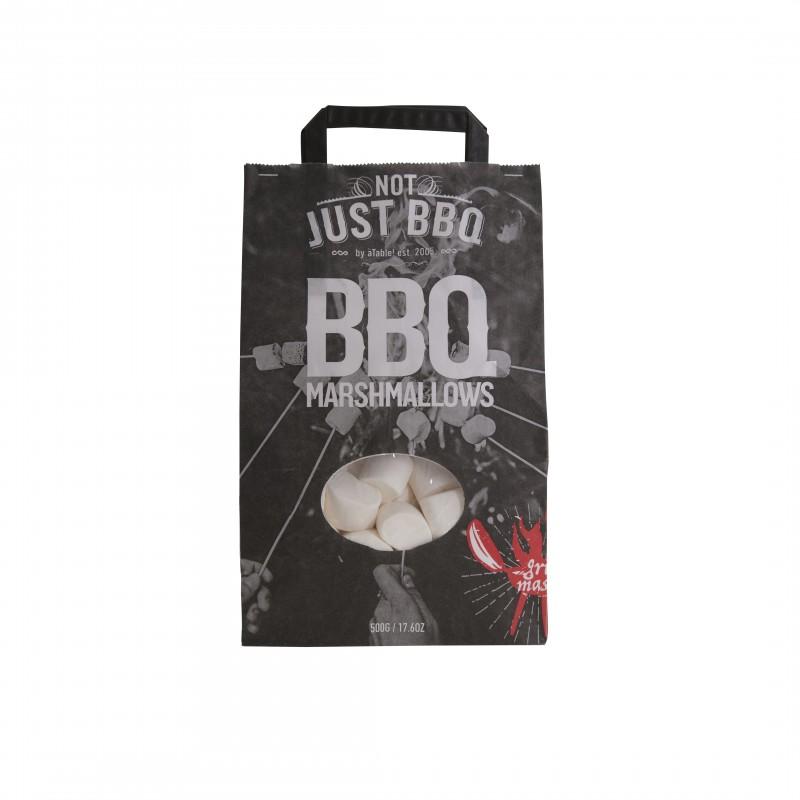 BBQ MEGA MARSHMALLOW BAG 500g NOT JUST BBQ