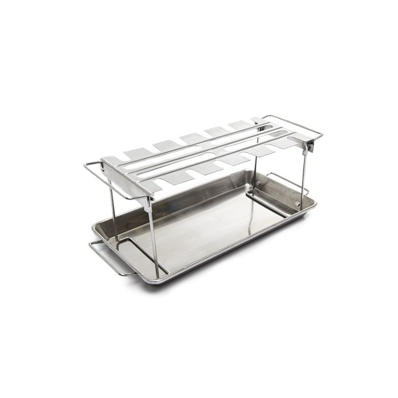 WING RACK & PAN BROIL KING