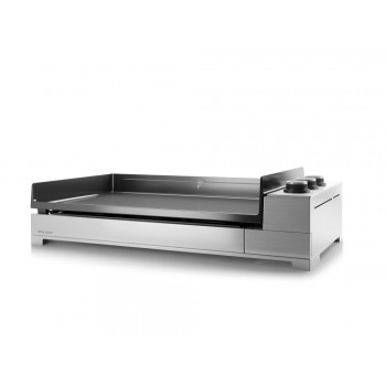 PREMIUM 75 GAS PLANCHA FORGE ADOUR CHASSIS STAINLESS STEEL