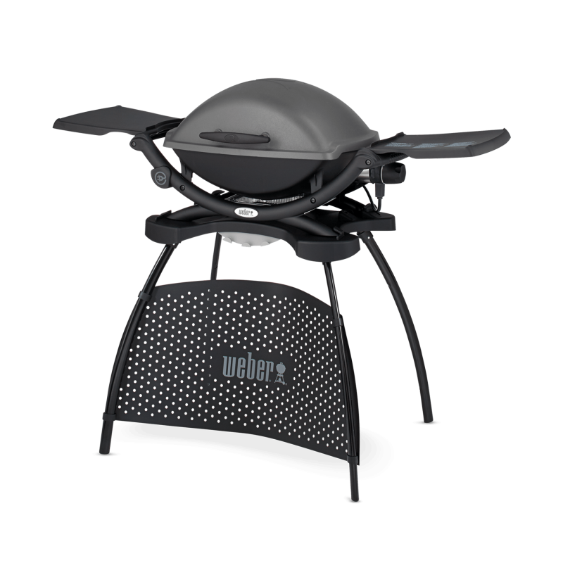 WEBER Q 2400 STATION ELECTRIC GRILL STAND