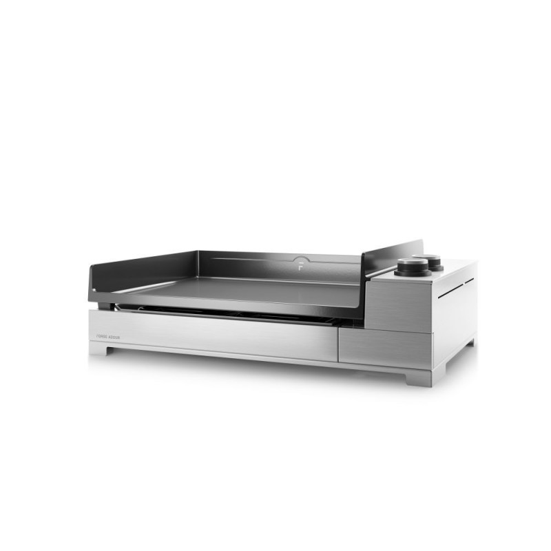 PLANCHA FORGE ADOUR PREMIUM ELECTRICA 60 CHASIS INOX