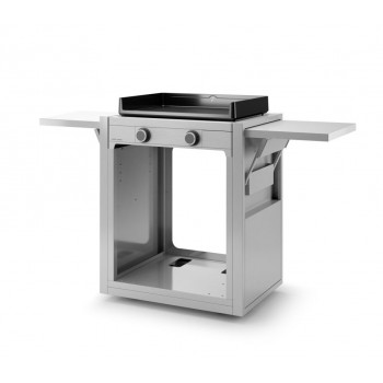 TROLLEY INOX FOR PLANCHA MODERN 60 FORGE ADOUR