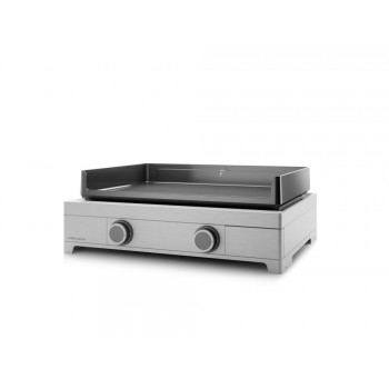 MODERN 60 GAS PLANCHA FORGE ADOUR CHASSIS STAINLESS STEEL
