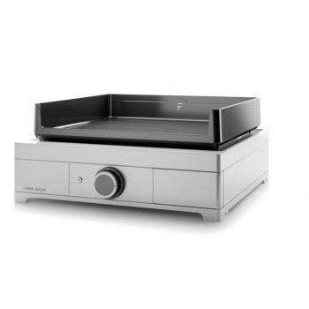 MODERN 45 ELECTRIC PLANCHA FORGE ADOUR CHASSIS STAINLESS STEEL